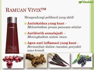 ramuan vivix