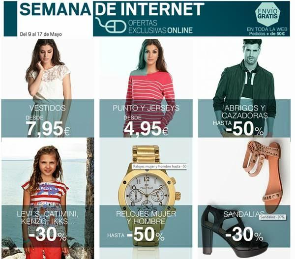 Semana de internet el corte ingles 9 17 mayo 2014 - Semana del electrodomestico el corte ingles ...