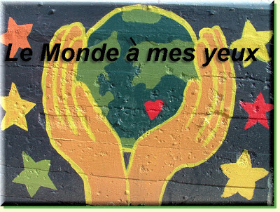 Image of Le Monde à mes yeux by Kain French activities at Teaching FSL