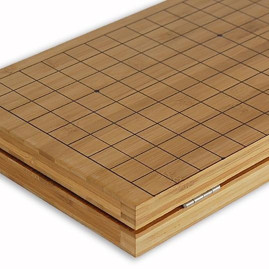 Bamboo Go Board1