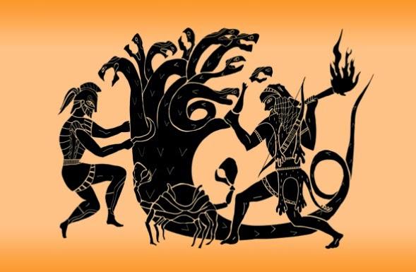 Los doce trabajos de Heracles