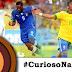 #CuriosoNaCopa: Brasil e Itália classificados
