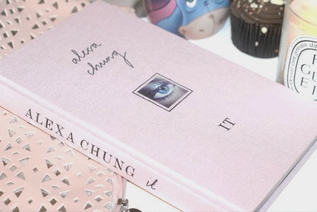 Alexa Chung IT Book Review