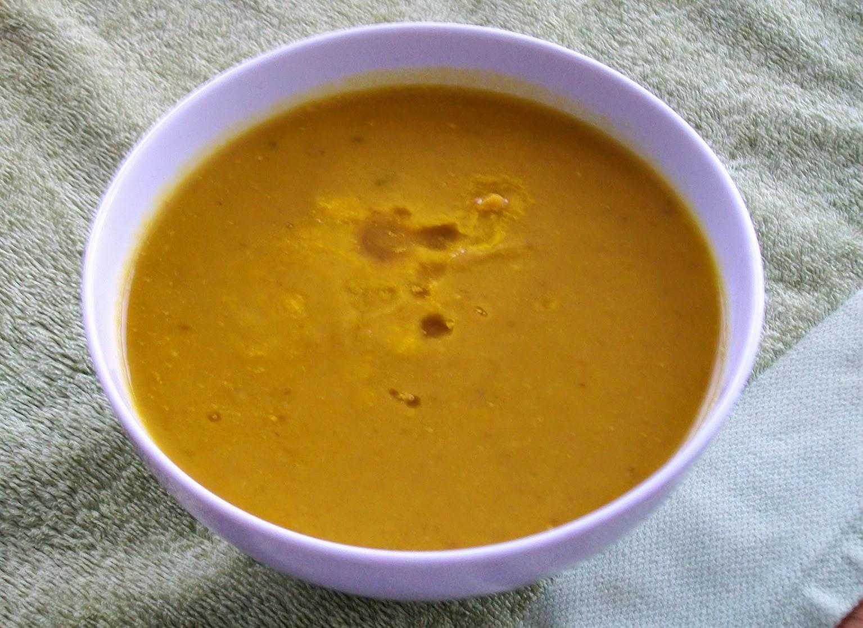 rezept vegan wurzel-suppe