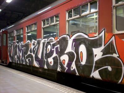 graffiti Vamp Vero