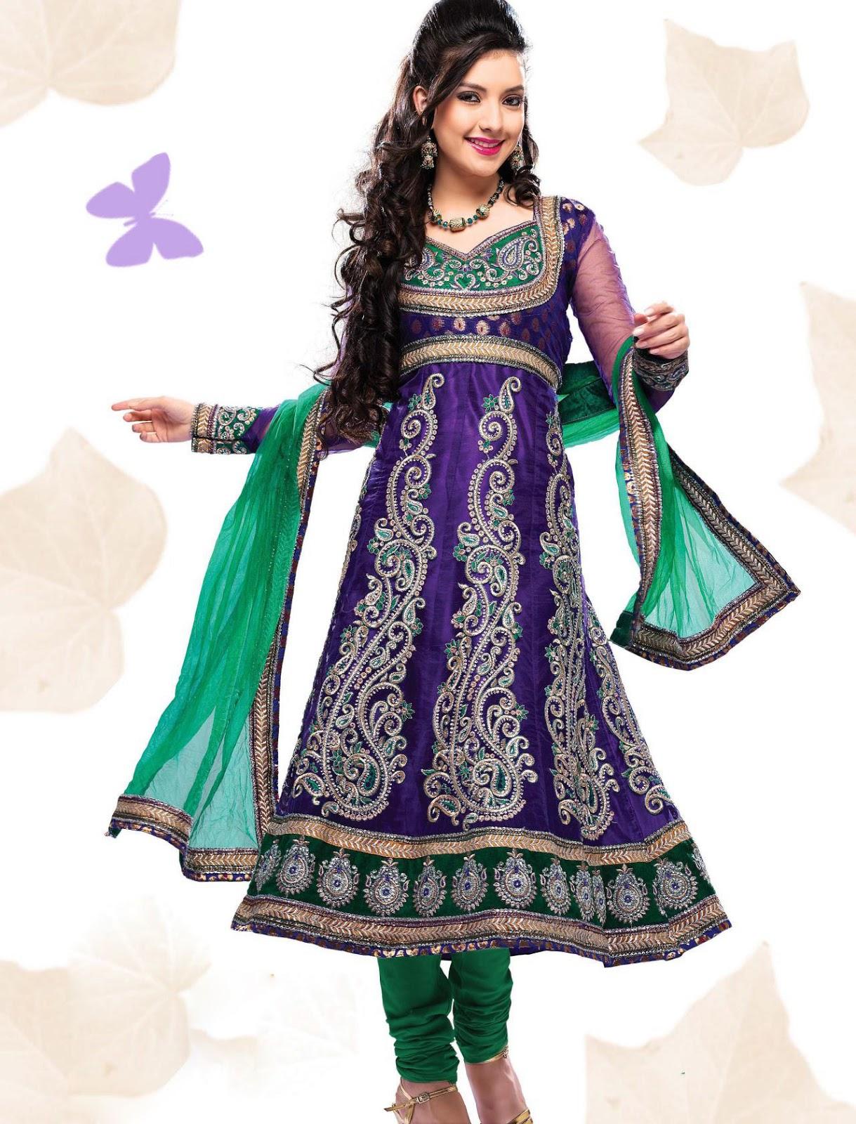 Birthday Baby in Benaras Lehenga - Indian Dresses