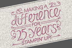 Happy Anniversary, Stampin' Up!