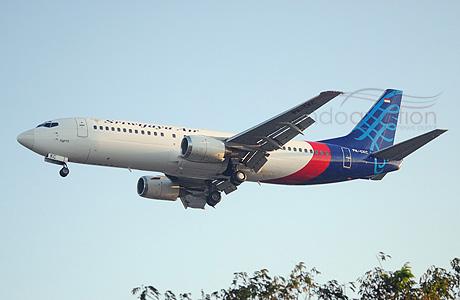 Sriwijaya Air Boeing 737-400
