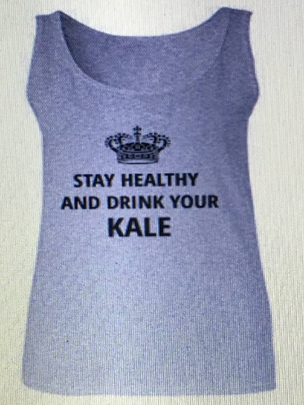 Stay Healthy and Drink Your Kale