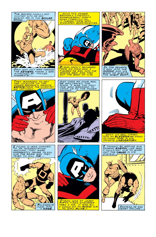 Captain America (1968) Issue #331 #260 - English 4