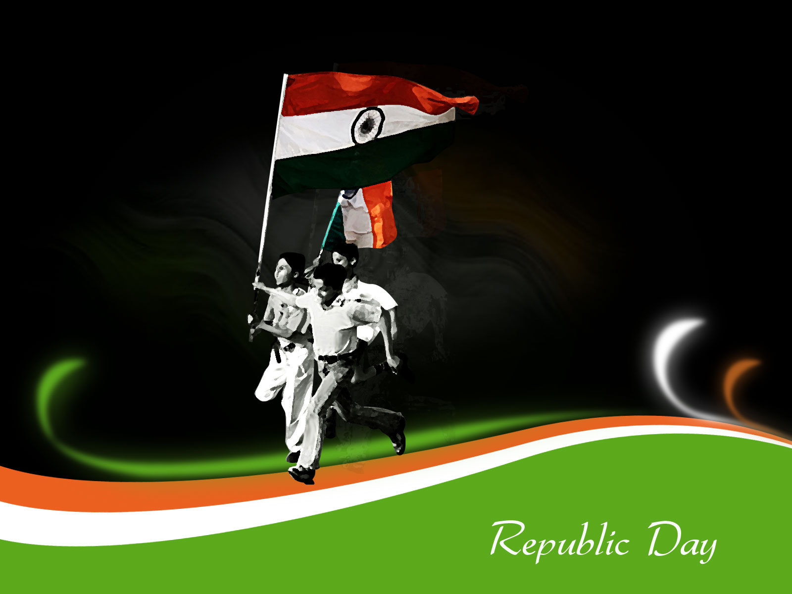 Desktop Wallpapers: Republic Day Of India | 1600 x 1200 jpeg 245kB