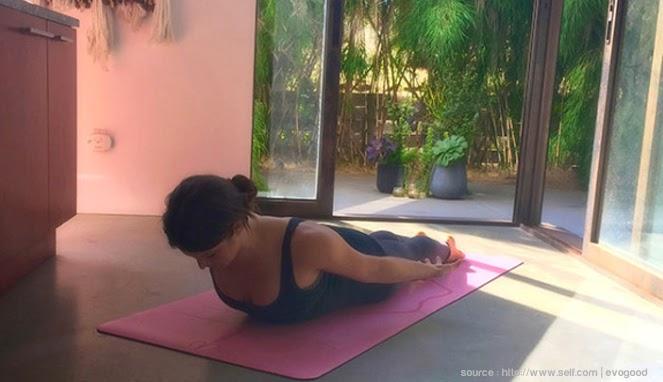evogood, gerakan yoga yang sehat,
