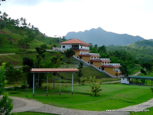 San Juanico Gulf and Country Club in Leyte Tour
