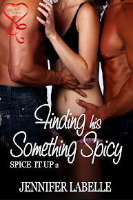 Finding His Something Spicy (Spice It Up 2)