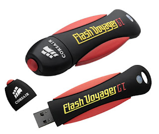 Flashdisk Tercepat Di Dunia, Flash Voyager GT Turbo