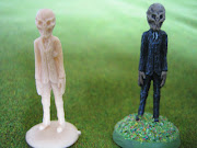 . suit the Silence figures and I've seen a couple of publicity photos .