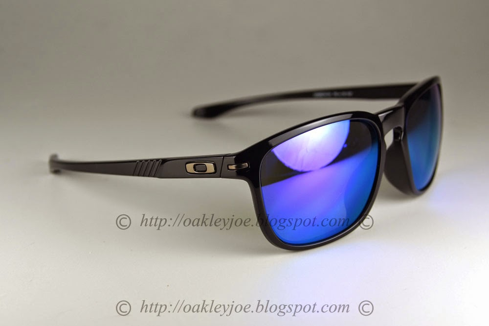 oakley enduro black ink black iridium