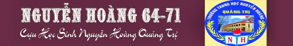 NGUYỄN HOÀNG 64-71