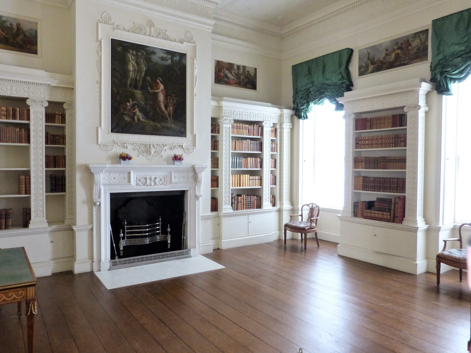 The Library, Osterley