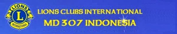 Lions Clubs International MD 307 - Indonesia