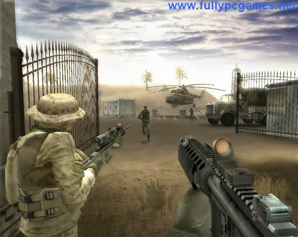 Marine Sharpshooter 3 Game - Free Download Full Version For Pc