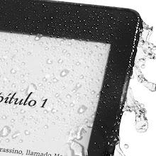 Nuevo Kindle Paperwhite para leer en la playa, en la piscina, en el parque, en el campo...