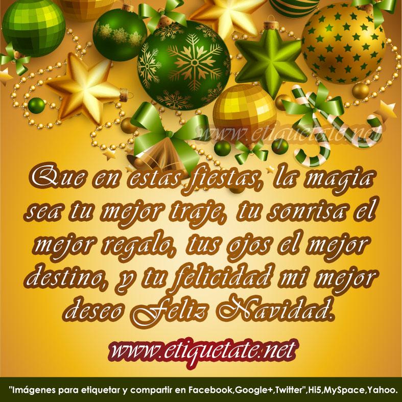 Mensajes de navidad para facebook esferas y adornos - Mensajes para navidad y ano nuevo ...