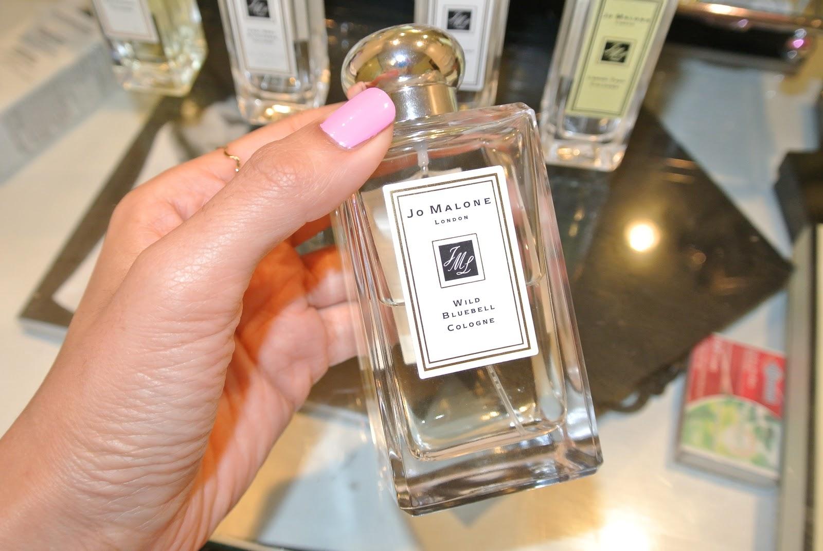 Beautyshelfie jo malone collection my perfume collection for Best selling jo malone candle