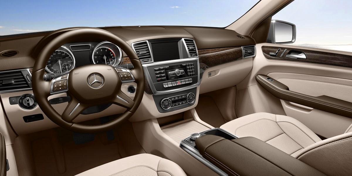 2015 Mercedes-Benz M-class Price
