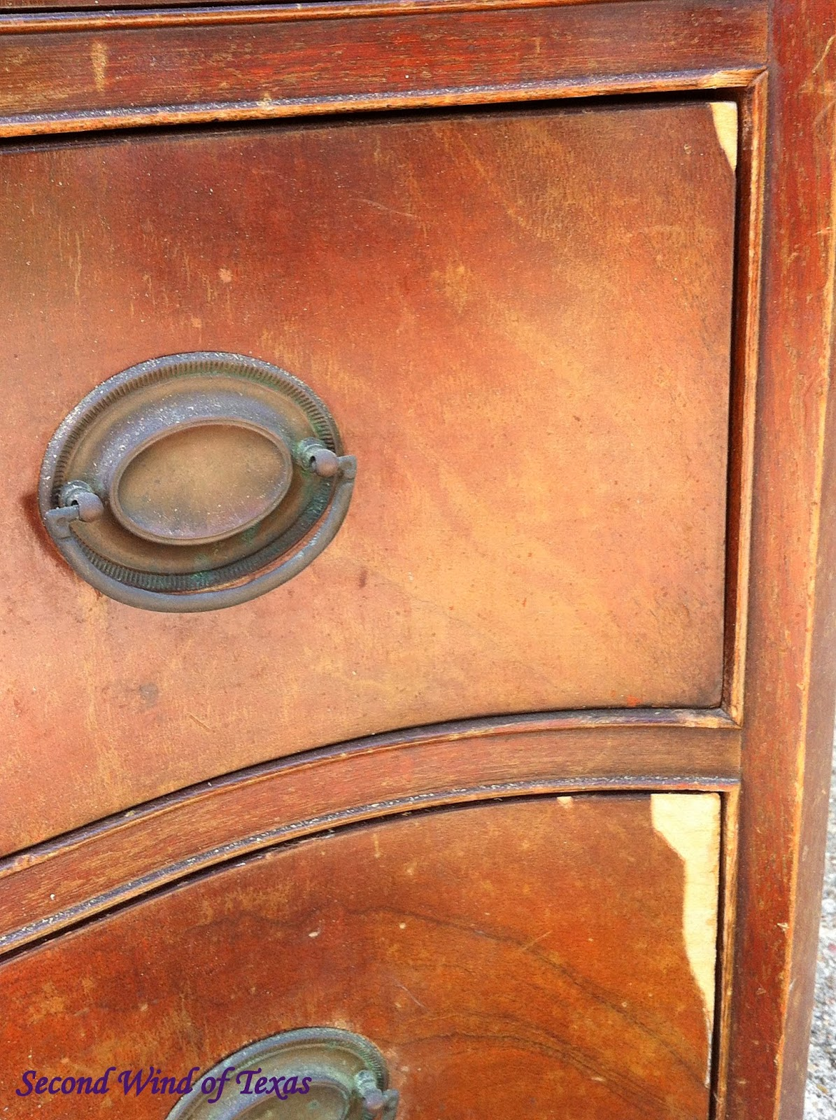 Second Wind of Texas - Second Wind Of Texas: How To Replace Broken/Chipped Veneer