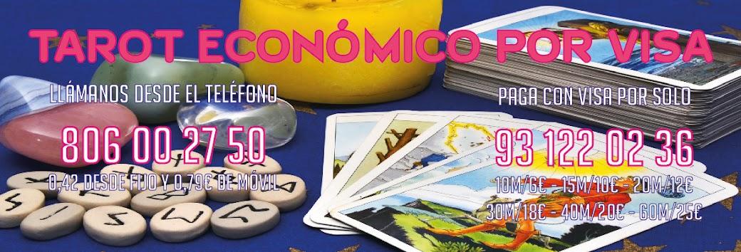 Tarot ecónomico visa 4€, tarot visa económico