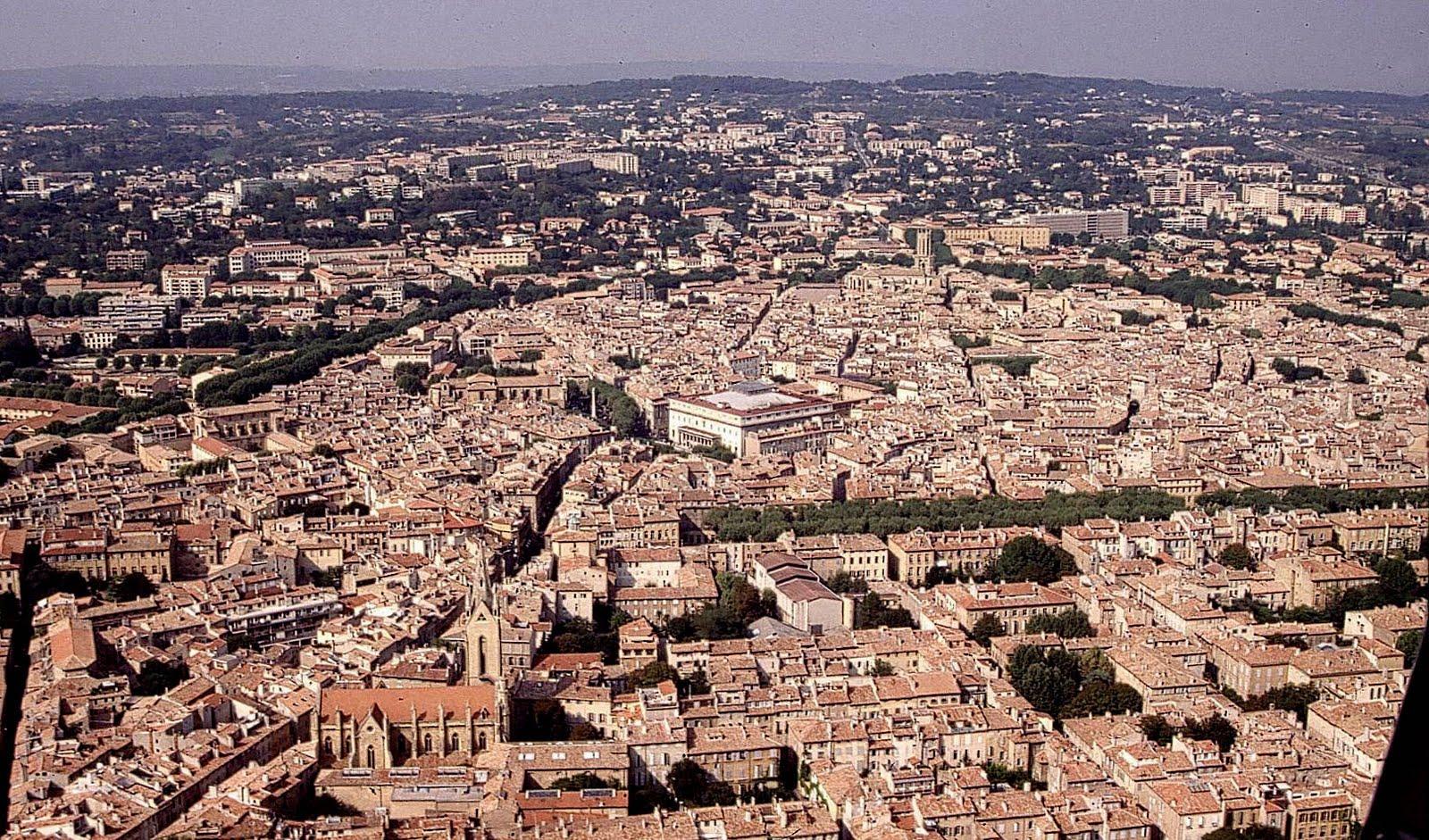 Aix en provence best tourist destination - The camp aix en provence ...