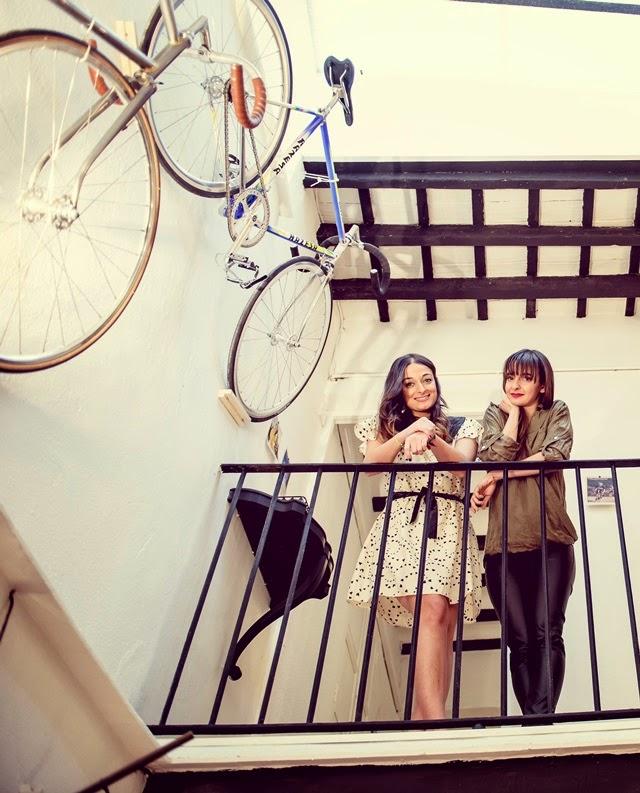 El vestidor de Lena - Marta Mor - Trendy Family - La Bicicleta Café