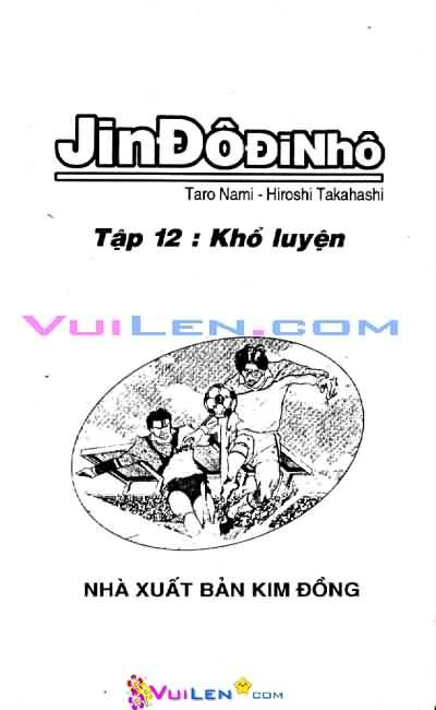 Jindodinho - Đường Dẫn Đến Khung Thành III  Tập 12 page 1 Congtruyen24h