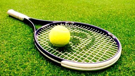 Group Of Tennis Racket Wallpaper