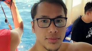 Model Rambut Sammy Simorangkir Kulit Putih Tampan
