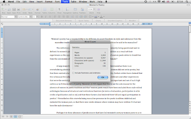 500 word essay double spaced