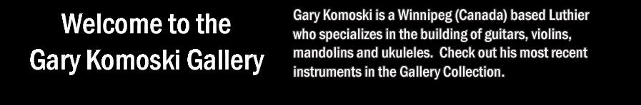 Gary Komoski Gallery