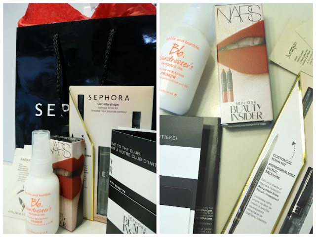 sephora haul | marlee and you