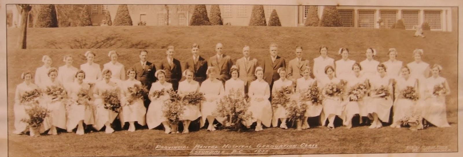 1935 graduates