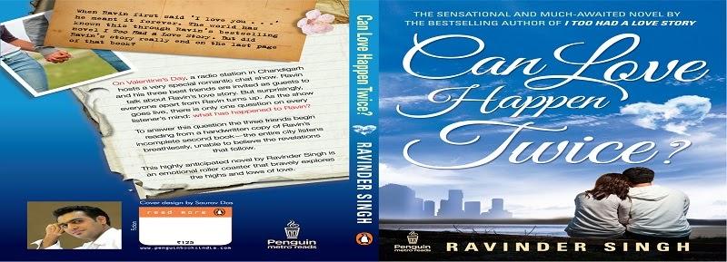 Ravinder Singh - Books