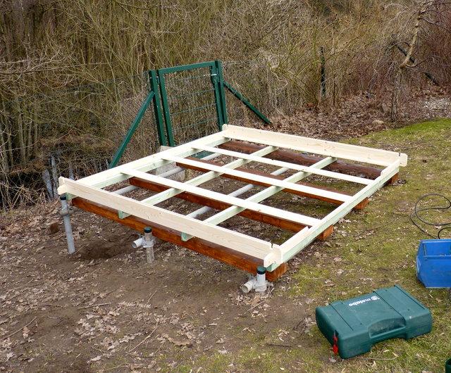 El blog de la elena un blog dulce divertido y - Estructura casa madera ...