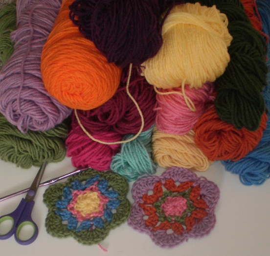 The Left Side of Crochet: National Crochet Month 2013