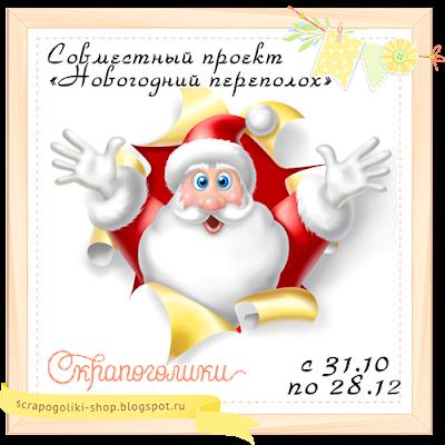 """""""Новогодний проект"""""""
