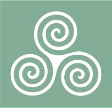 Triskle Celta