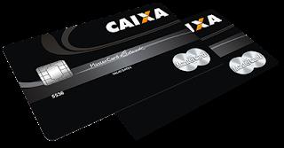 Cartão de crédito Caixa MasterCard Black