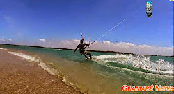 DESTAQUE - PRATICA DO KITE SURF