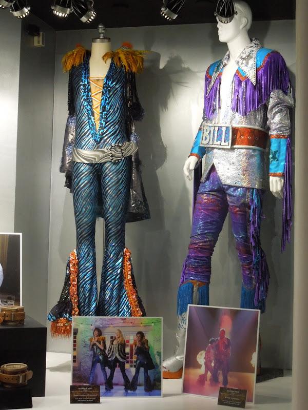 Mamma Mia Movie costume exhibit