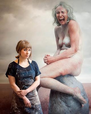 Abuelas En El Desnudo Artístico Aleah Chapin