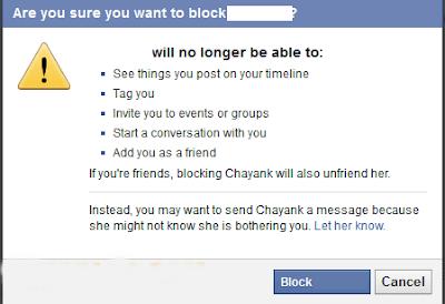 cara blokir akun fb3